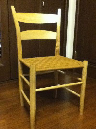 吉田さん椅子