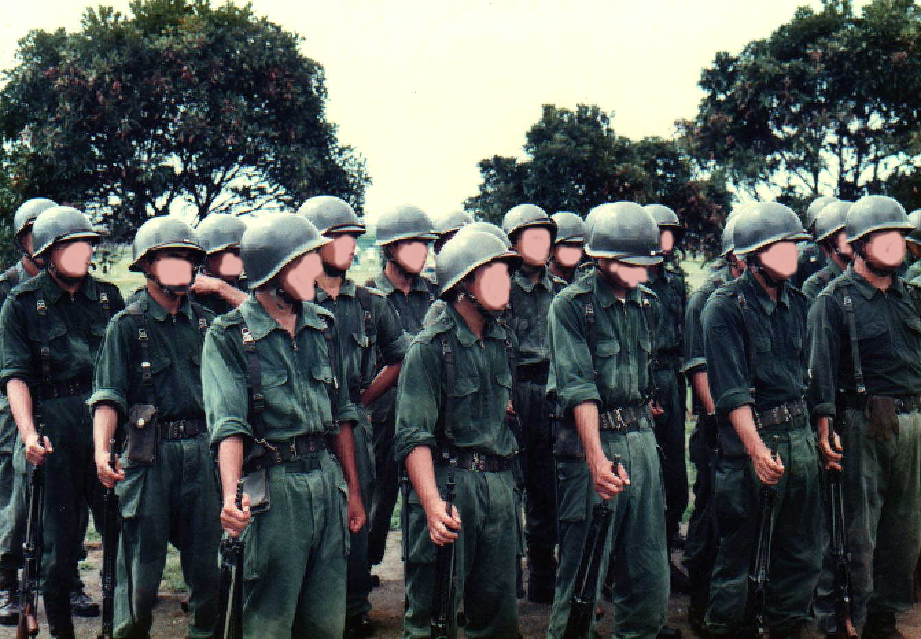 戦闘訓練1