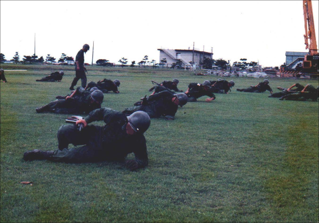 戦闘訓練2