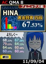 HINAた