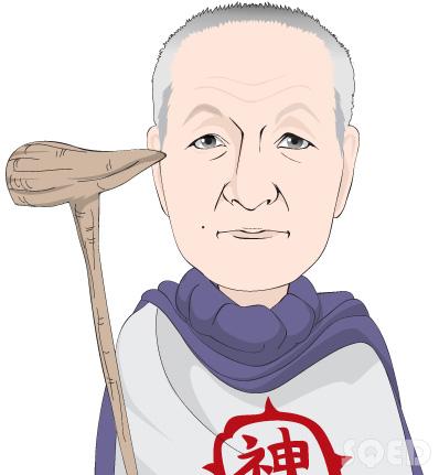 青野武 - トキフルトーイ