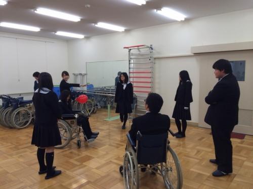 20131205 戸田川 高校での講義2
