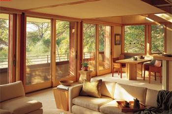 アンダーセン木製窓