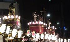 うちわ祭夜⑫