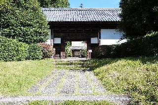 参考館入口