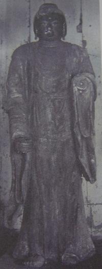 大宮神社安置当時の吉祥天像