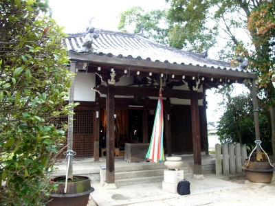 西井戸堂 妙観寺