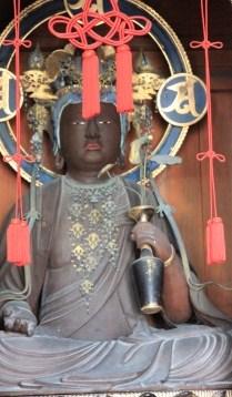 冷水寺十一面観音坐像