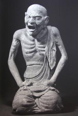 五重塔塔本・羅漢像
