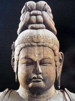 唐招提寺・伝衆宝王菩薩立像