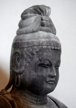 香川・正花寺菩薩立像