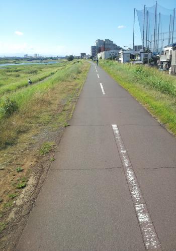 夏休み最終日 羽村堰へ