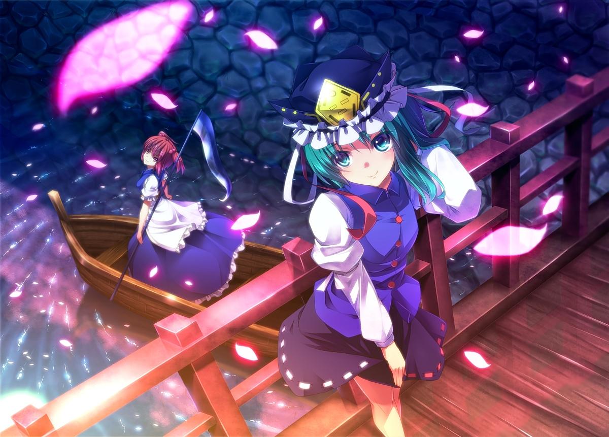 四季映姫 ヤマザナドゥ 第1弾 メイプル 東方のブログ
