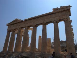 古に思いを馳せる アクロポリス ギリシャ・アテネ
