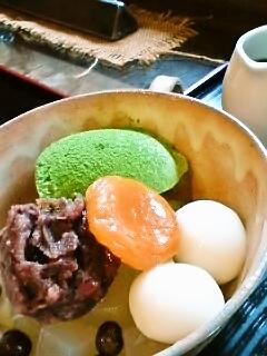 京都の甘味屋さん