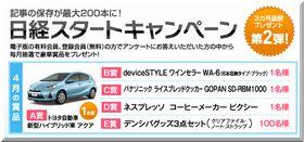 懸賞_アクア_日本経済新聞電子版広報部