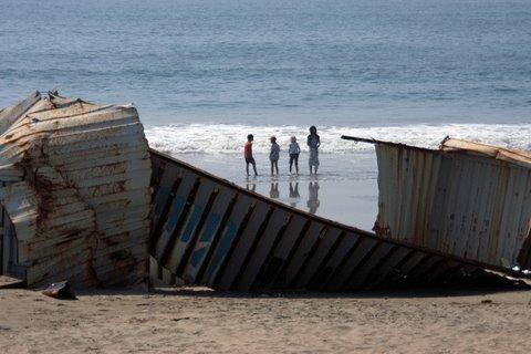 希望の浜辺