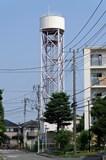 都営日野新井アパート給水塔のサムネイル