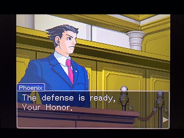 逆転裁判 北米版 カルマという男3