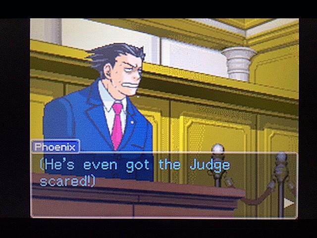 逆転裁判 北米版 カルマという男9