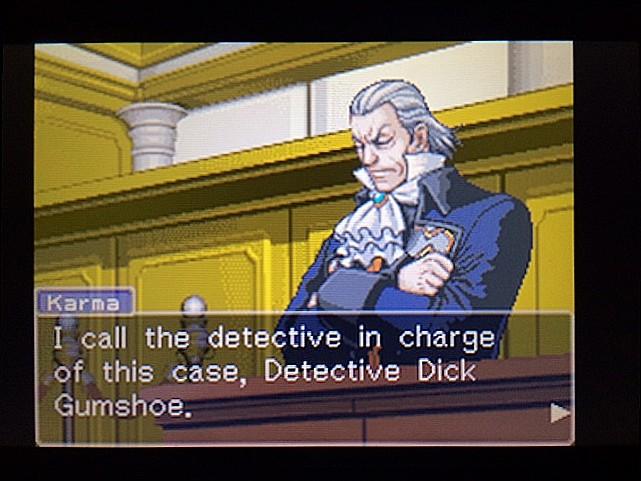逆転裁判 北米版 カルマという男18