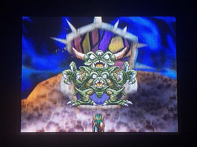 ドラクエ4 北米版 Psaro the Manslayer is defeated6