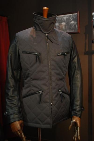 MFJ-1893 コーデュラキルトジャケット