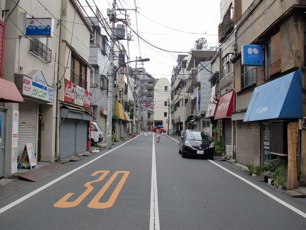 まるなか@飯田橋・街角