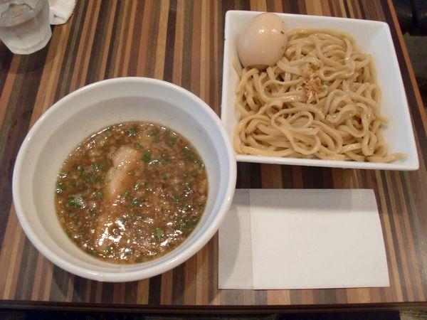 ZOOT@浜松町・つけ麺こってり