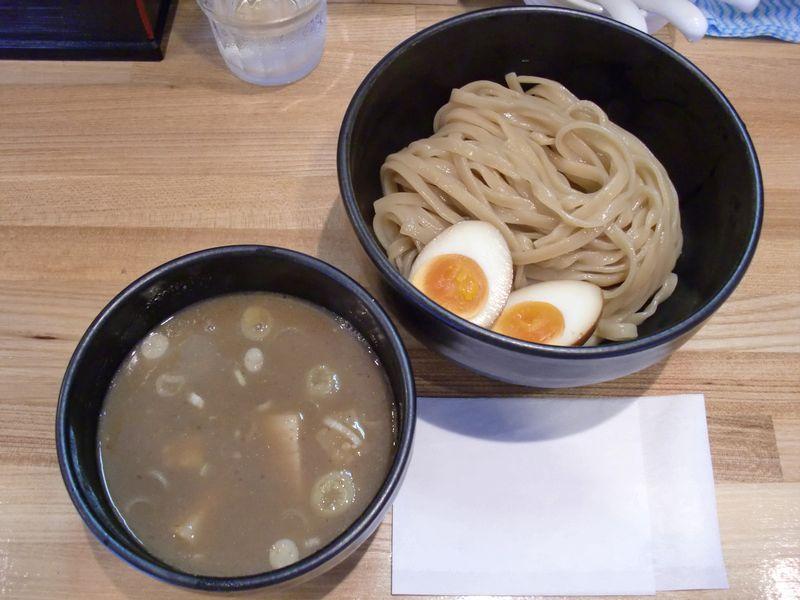 づゅる麺 豚あじ@恵比寿・つけ麺