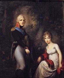 ロシア宮廷の貴婦人たち
