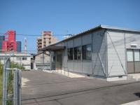 これが長浜公民館です