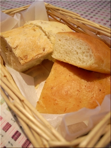 音楽のように パン