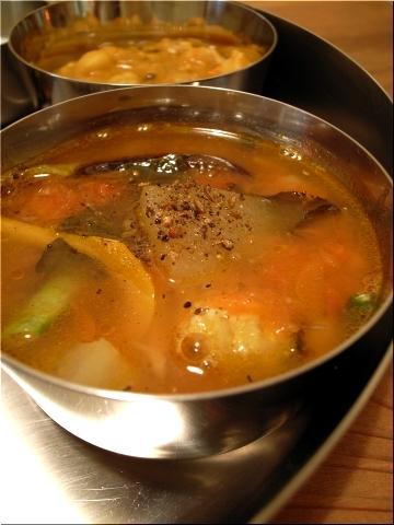 ホジャナス 野菜