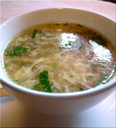 タンドゥールハウス スープ