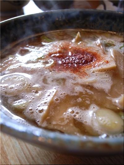 中村屋 つけめんスープ