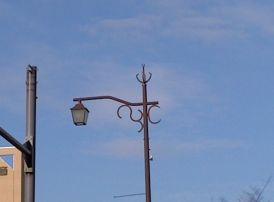 アートな街灯