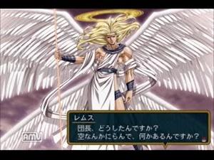男性型天使