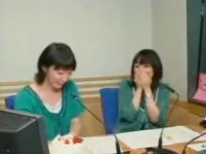 佐藤聡美のラジオにやって来た高本めぐみ