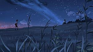 宵闇の邂逅