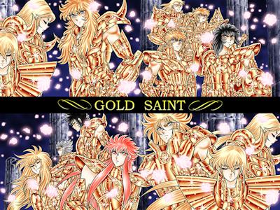 黄金聖闘士