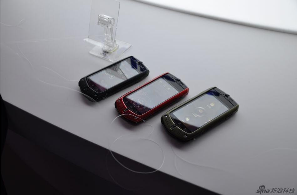 NEC中国にタフネススマフォ909e、ビジネスタブレットLT-B、LT-W投入