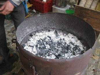 くりやき炭