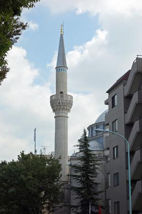 タワー遠景