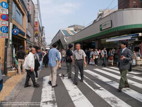 水道橋駅前
