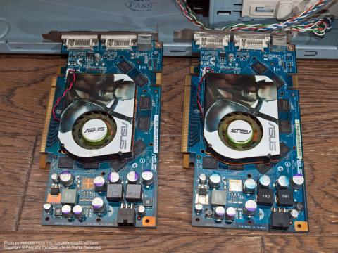 パソコンの内部