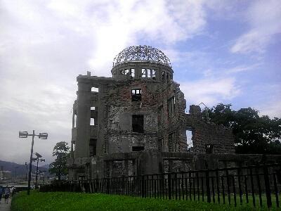 広島 原爆ドーム