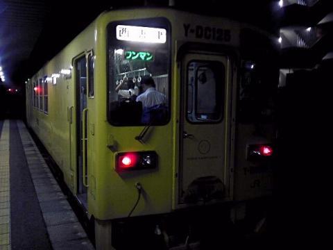 唐津行きの列車