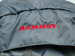 MAMMUT HERON LIGHT 65+15(マムート・ヘロンライト65+15)、ロゴ