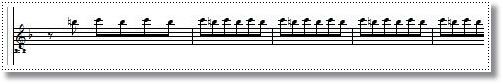 交響曲にずんちゃっちゃワルツ最高~\(・∀・)/MIDIってみる♪その1。